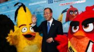 Arriva Red degli Angry Birds a Roma